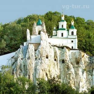 Святогорский монастырь — историческая обитель