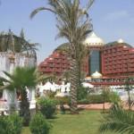 Турция. Отель Delphin Palace Deluxe Collection