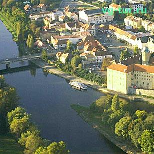 Подебрады — лучший курорт Чехии