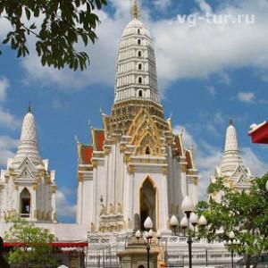Старый и новый Бангкок