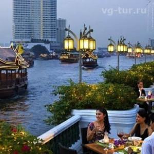 водный канал Бангкока