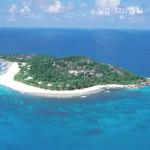 Заповедный остров Кузин