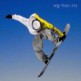 Самые популярные курорты мира для сноубордистов