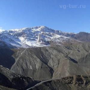 гора Тубкал