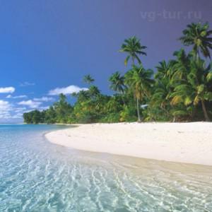 берег острова Барбадос
