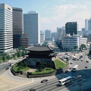 Отдых в Сеуле