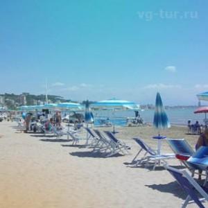 пляж Анцио