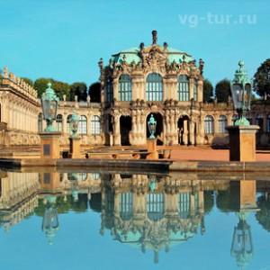 Картинная галерея Дрездена