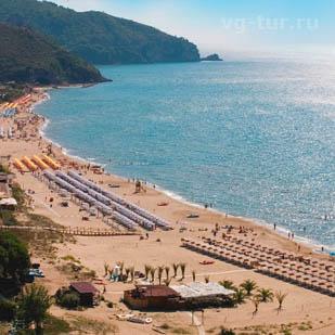 Сперлонга – курорт Ривьеры Лацио (Италия)