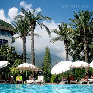 Турция – рай для туристов