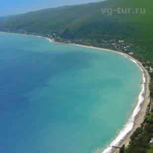 Незабываемый отдых в Абхазии