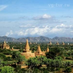 Золотая страна Бирма