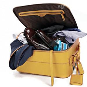 Как правильно уложить чемодан?