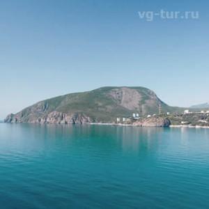 Медведь-гора в Крыму