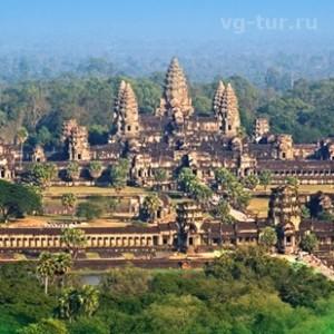 Камбоджа для туристов