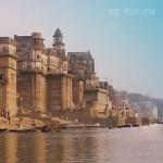 Варанаси Индия. Город религии и красок