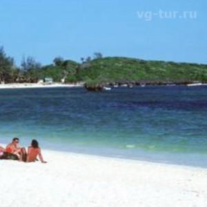 Пляж Ламу в Кении