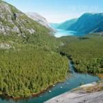 Скандинавские страны, их знаменитые места