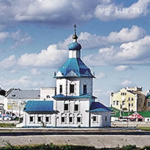 храм в Чебоксарах