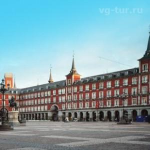 Мадрид в Испании