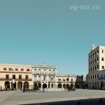 Старая Гавана Habana Vieja