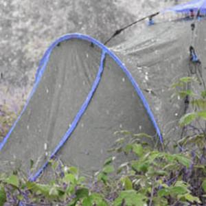 Как не замерзнуть в палатке?