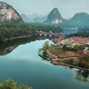 парк Лунтань