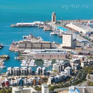 Кейптаун столица ЮАР