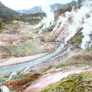 Долина гейзеров. Экскурсия в другой мир.